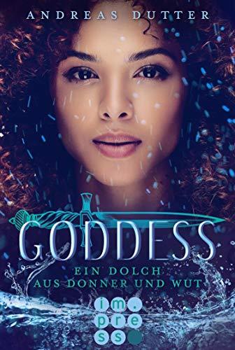 Goddess 2: Ein Dolch aus Donner und Wut: Fantasy-Liebesroman um die exotische Mythologie hawaiianischer Götter