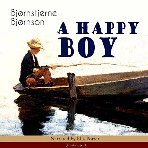 A Happy Boy audiobook cover art