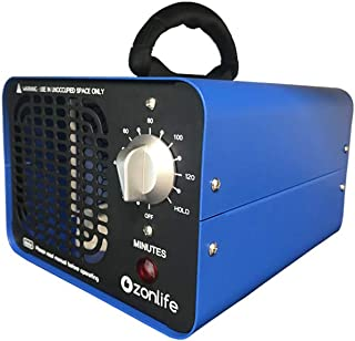 Ozonlife Commercial Ozone Generator 10000 mg/h Industrial Air Purifier Ionizer O3 Machine for Odor Remove