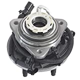 DRIVESTAR 515027 4WD Front Left/Right Auto Locking Hub Wheel Hub & Bearing Assembly for Ford Ranger 1998 99 2000, for Mazda B4000 1998-2000, 4x4 4-Wheel ABS 5 Lugs