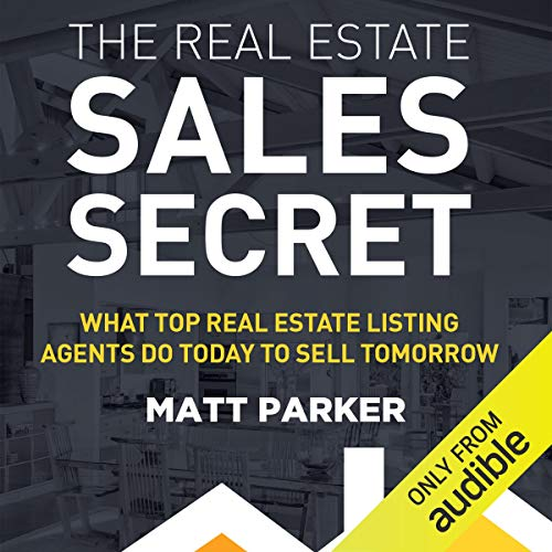 The Real Estate Sales Secret cover art
