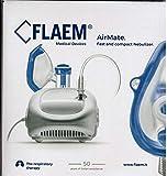 Aerosol rápido y compacto FLAEM AIRMATE Made in Italy accesorios incluidos 5 años de garantía en toda Italia