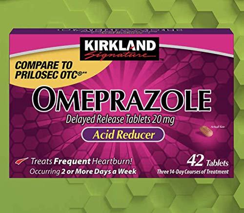 Kirkland Signature Delayed Release Acid Reducer 1 Pack