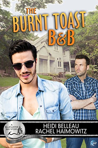 The Burnt Toast B&B (Bluewater Bay Book 5) (English Edition)