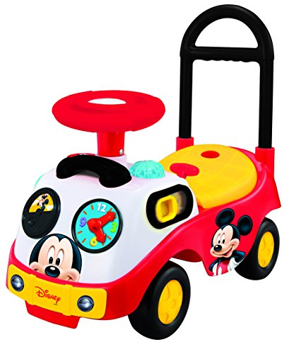 Kiddieland Toys Limited Disney My First Mickey Activity Ride On