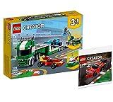 Collectix Lego Set – Lego Creator 31113 + Lego Creator Muscle-Car 30577 (bolsa de plástico)