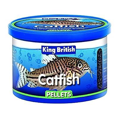 King British Catfish Pellets, 200g