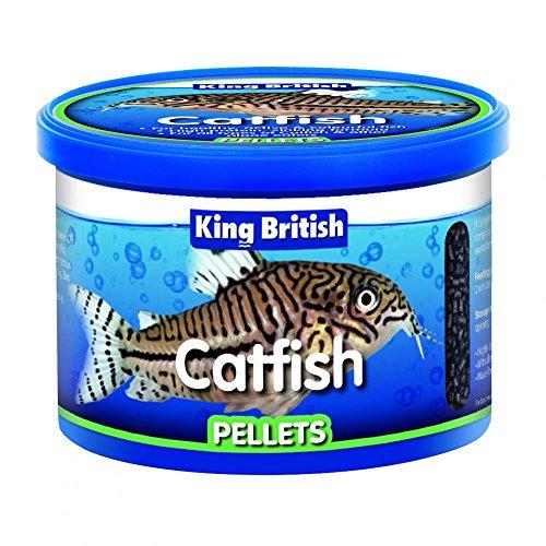 King British Fischfutter aus Beaphar Catfish Pellet 200 G