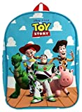 Mochila Azul Disney Story Toy Story para niños con Licencia Oficial...