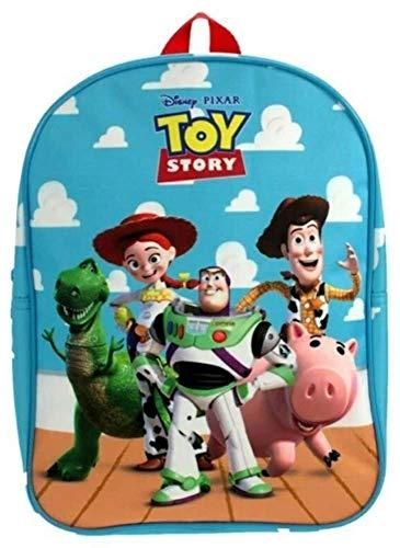 Mochila Azul Disney Story Toy para niños con Licencia Oficial