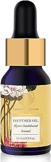 Forest Essentials Blended Diffuser Oil Sandalwood, 15ml