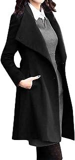 Cappotto donna cappottino giaccone al ginocchio aderente cerniera slim fit 25043