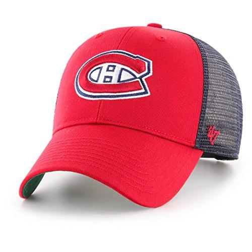 47 Brand Adjustable Cap - Branson Montreal Canadiens Rot