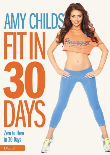 Photo of Amy Childs Fit in 30 Days NEW Disc 2 Zero to Hero in 30 Days