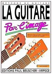 Partition : Guitare par l\'image Leo Laurent