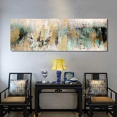 YCOLLC Lienzo Pintura Decoración hogar Arte Abstracto