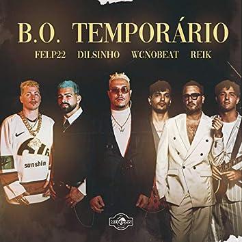 B.O. TEMPORÁRIO