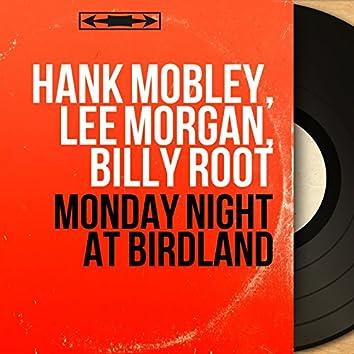 Monday Night At Birdland (feat. Ray Briant) [Live, Mono Version]