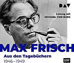 Tagebuch 1946-1949: Lesung mit Michael von Burg (2 CDs)