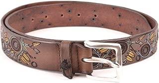 Luxury Fashion   Orciani Mens U07864RAMAGEBROWN Brown Belt   Fall Winter 19