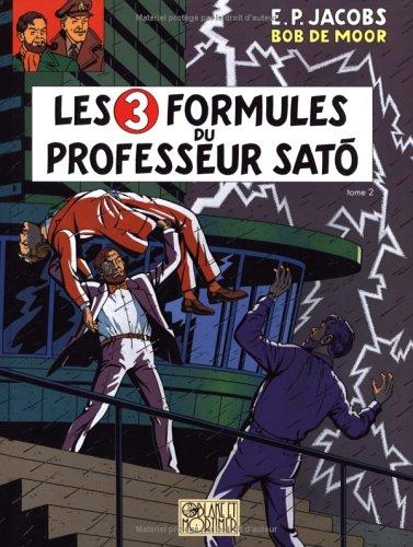 Blake et Mortimer, tome 12 : Les 3 formules du professeur Sato 2