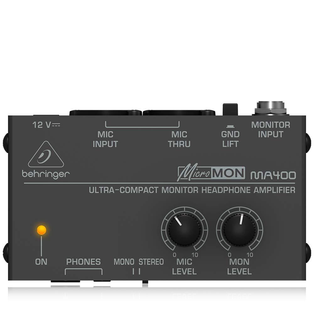 Behringer MA400 Ultra Compact Headphone Amplifier