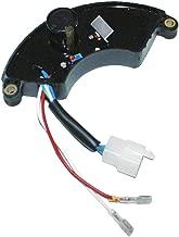 J2XCO AVR Automatic Voltage Regulator for Generator 4.5kw 5kw 5.5kw 6kw 6.5kw Halfmoon Style