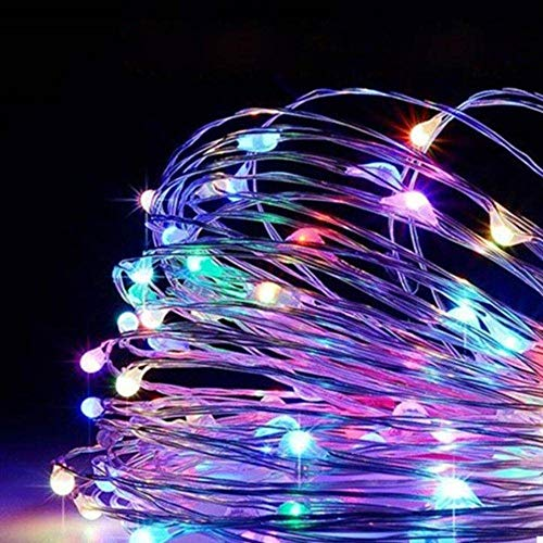 None/Brand Outdoor Solar Lamp String Lights 100/200 s Fairy Holiday Christmas Party Garland Solar Garden Waterproof 10m 20m Decor
