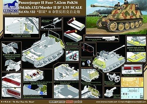 venta con descuento Unbekannt Unbekannt Unbekannt Bronco Models cb35097 Maqueta de SD Coche 132martas IID  la mejor oferta de tienda online