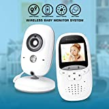 Yimaler Babyphone mit Kamera – Video Baby Monitor ohne Strahlung (2,4 Inch)