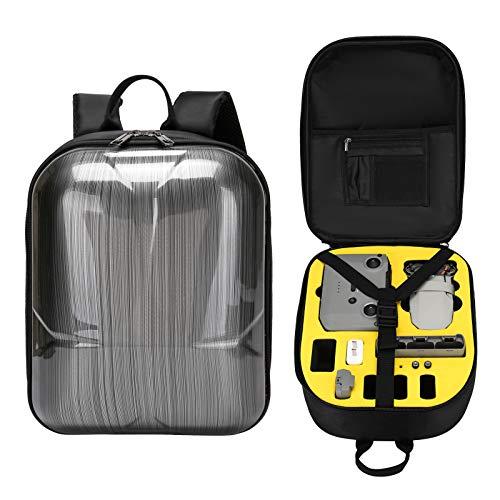 Hunpta @ Tragetasche Rucksack für DJI Mavic Mini 2, Wasserdicht Stoßfest Aufbewahrungstasche Tragbar Tasche Drohne und Zubehör Aufbewahrungs Schutz Zubehör Kompatible mit für DJI Mavic Mini 2