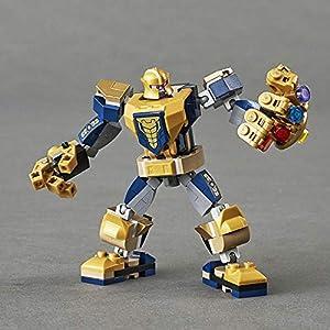 Amazon.co.jp - レゴ マーベルスーパーヒーローズ サノス・メカスーツ 76141