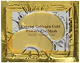 10/20/30/50/60/80/100 pairs wholesale New Crystal 24K Gold Powder Gel Collagen Eye Mask Masks Sheet Patch, Anti Ageing Aging, Remove Bags, Dark Circles & Puffiness, Skincare, Anti Wrinkle, Moisturising, Moisture, Hydrating, Uplifting, Whitening, Remove Blemishes & Blackheads Product. Firmer, Smoother, Tone, Regeneration Of Skin. Suitable For Home Use Hot or Cold. (30 pairs)