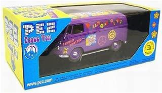 Pez Limited Edition Volkswagen VW Hippie Peace Van