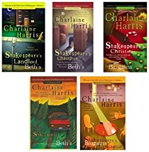 Lily Bard Mystery Set - Books 1-5: Shakespeare's Landlord, Shakespeare's Champion, Shakespeare's Christmas, Shakespeare's ...