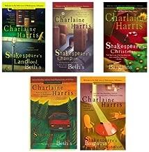 charlaine harris shakespeare book order