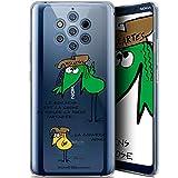 Caseink Coque pour Nokia 9 PureView (6) [Licence Officielle Collector Les Shadoks® Design Le...