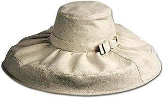 Sakkas Natural Cotton Floppy Hat