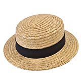 Bristol Novelty BH126 - Sombrero de paja (talla única), color beige