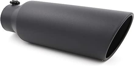 18 inch long exhaust tips