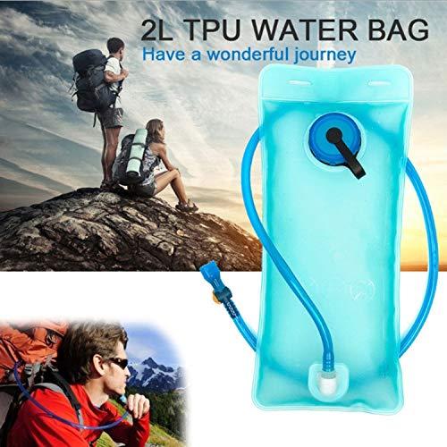 Accessoires voor Rugzak en Fiets Drinkwater Zakken, Marathon blaas, Outdoor Fietsen, Hardlopen, Bergbeklimmen, Draagbare Hydratatie en Drinkwater 2L (2 stuks)
