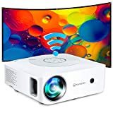 VANKYO Leisure 530W Native 1080P Projector, Full HD 5G WiFi Projector Supports 4K & Synchronize Smartphone Mirroring, Portable Projector Compatible with TV Stick, HDMI, USB, PS5, Laptop, iOS & Android