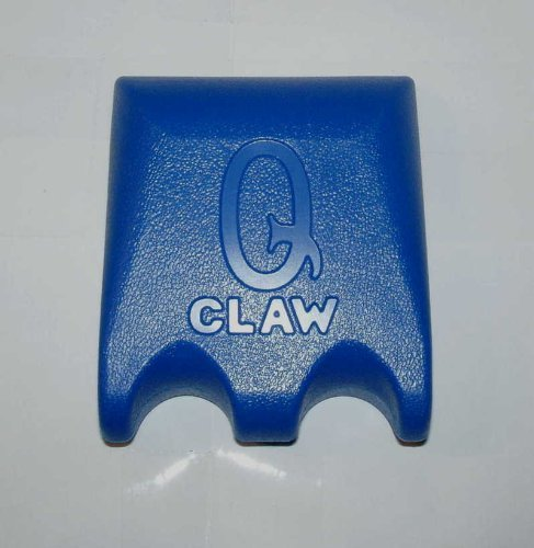 Fantastic Prices! Q Claw 2 Pool Cue Holders Color: Blue