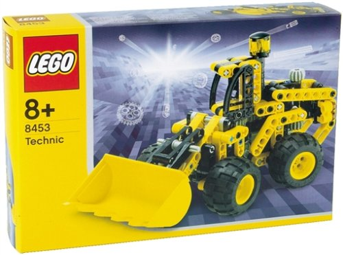 LEGO Creator 8453 - Frontlader