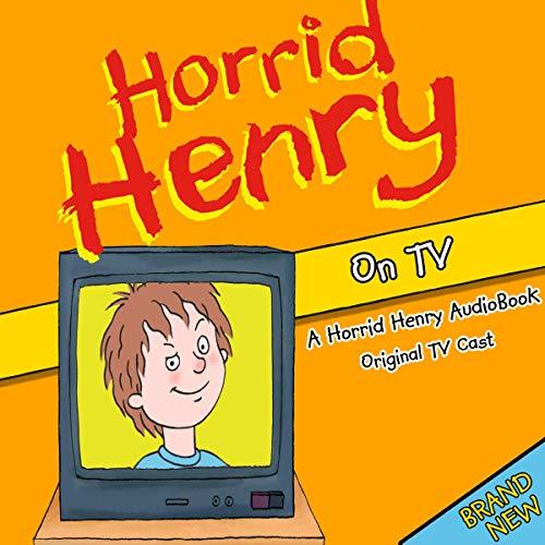 Horrid Henry on TV cover art