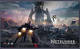 Android Netrunner Playmat: The Root