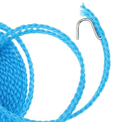 B Blesiya - Cuerda para Tender la Ropa, Nailon, 5M #01