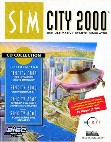 Sim City 2000 CD Collection
