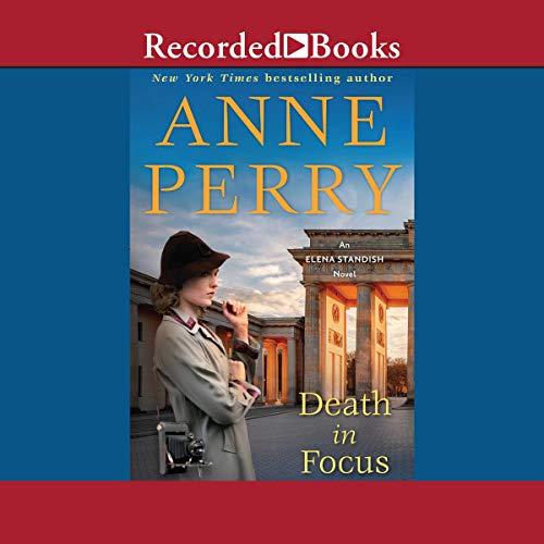 Death in Focus audiobook cover art