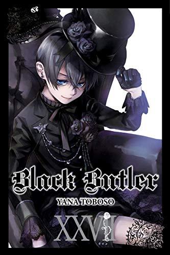 Black Butler Vol. 27 (English Edition)